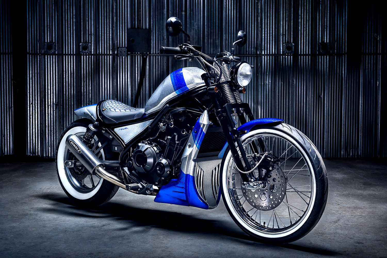 Origin8or Custom Cycles Honda Rebel Bobber Making It Their Own Imotorbike News