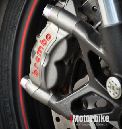 Brembo announces recall for potential brake failure - master cylinder issue