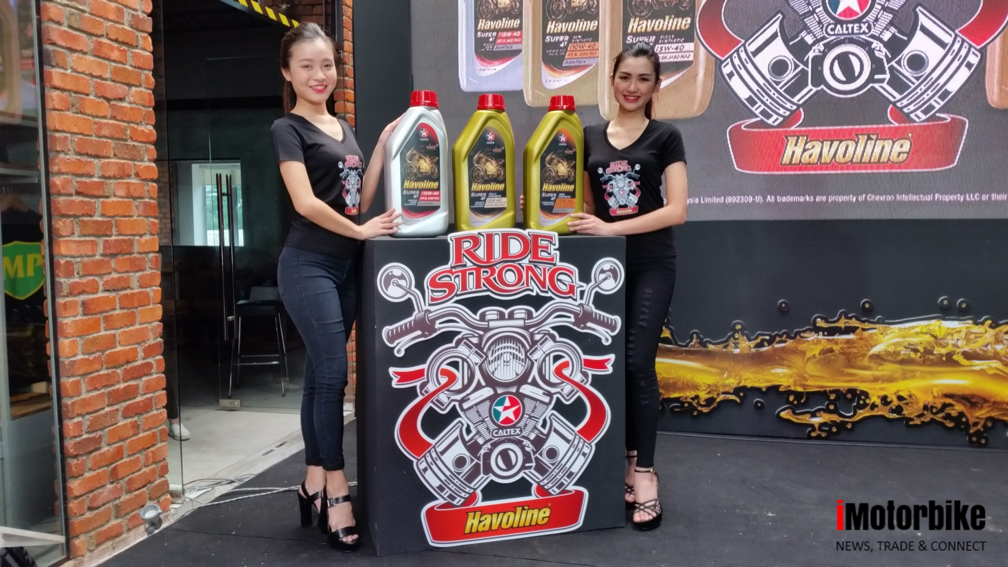 New range of Caltex Havoline motorcycle engine oil with Zoomtech launched