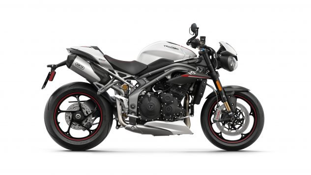 Triumph Motorcycles finally unveils brand new Speed Triple S and RS