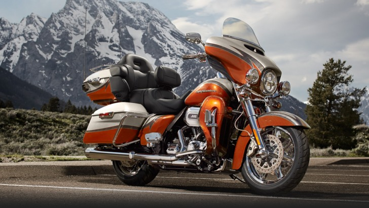 Harley-Davidson to recall thousands of bikes due to braking issues