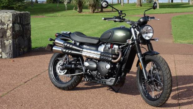 Triumph teases new 2019 Scrambler 1200 as spy shots are revealed!