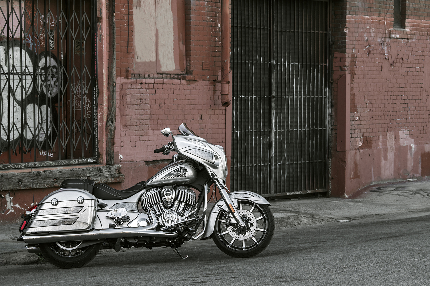 Indian Motorcycles to come up with limited edition Black Hills Silver bike