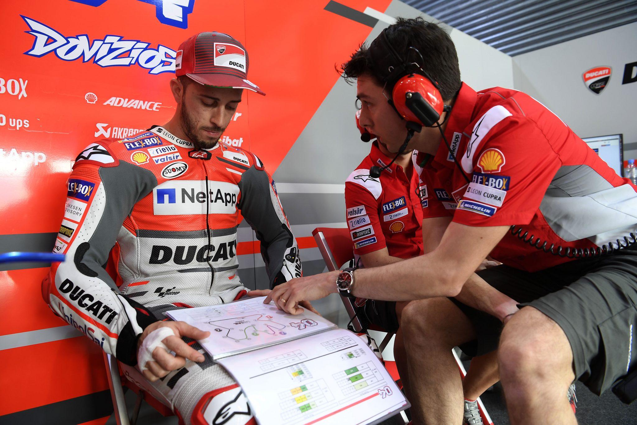 MotoGP – Dovizioso didn't accept Ducati offer for renewal
