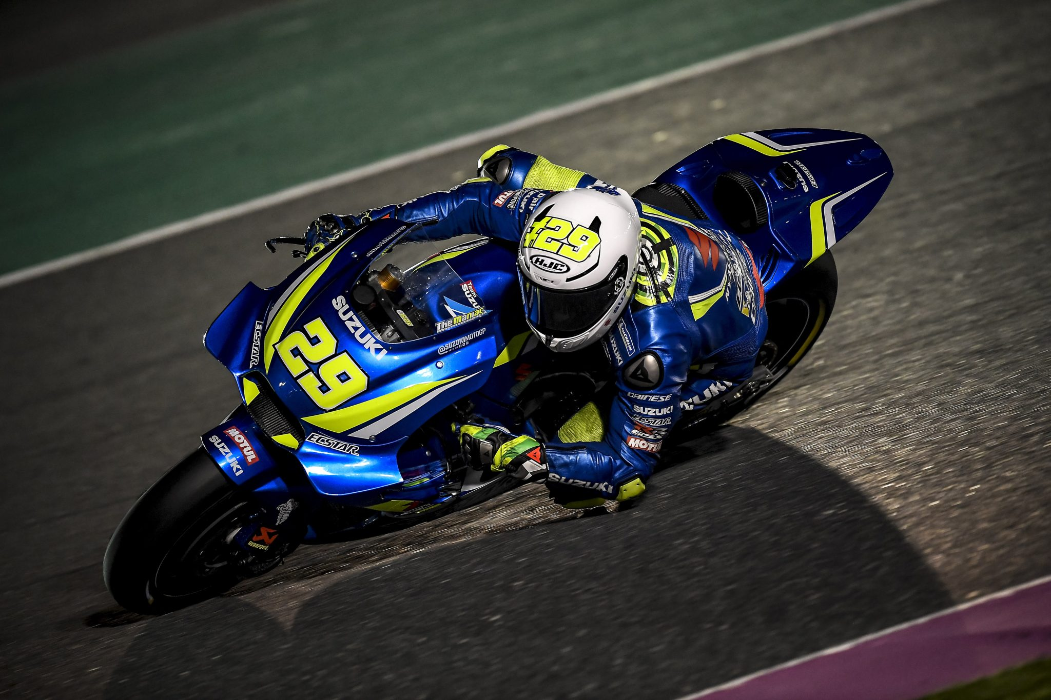 MotoGP – Andrea Iannone confirms Suzuki exit