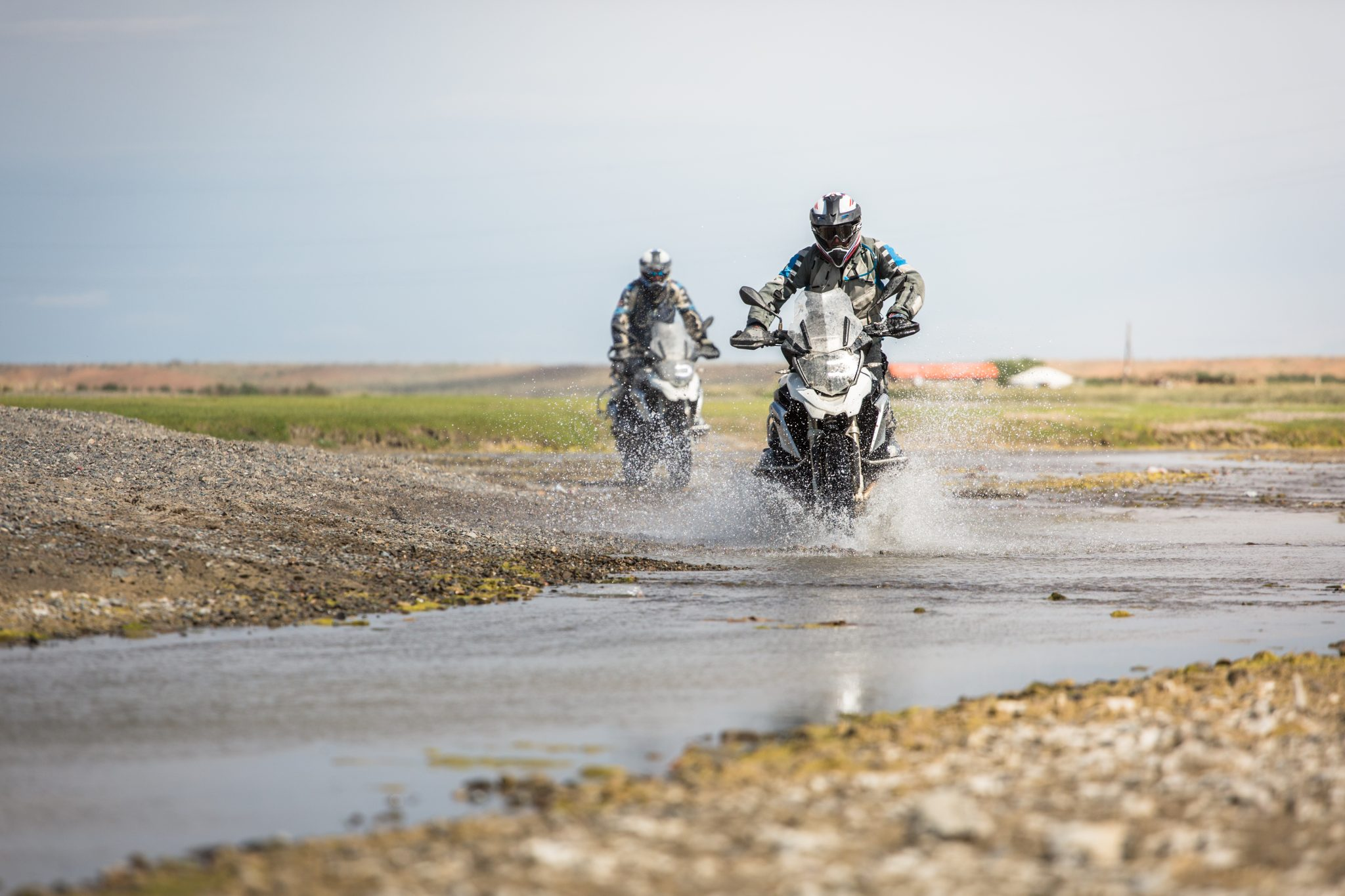 BMW celebrates the spirit of the GS in Central Asia