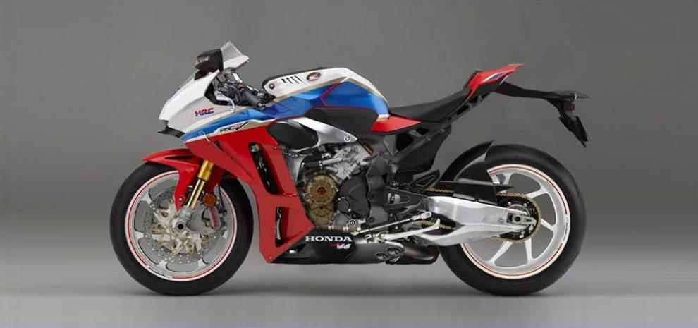 Are you ready for the Honda RVF1000R V4 superbike?