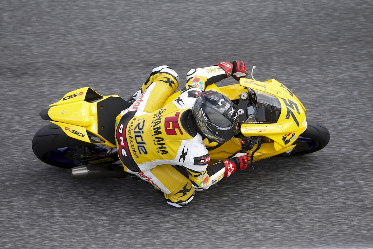 Can a Superstock 600 beat a Moto2 bike in a race?