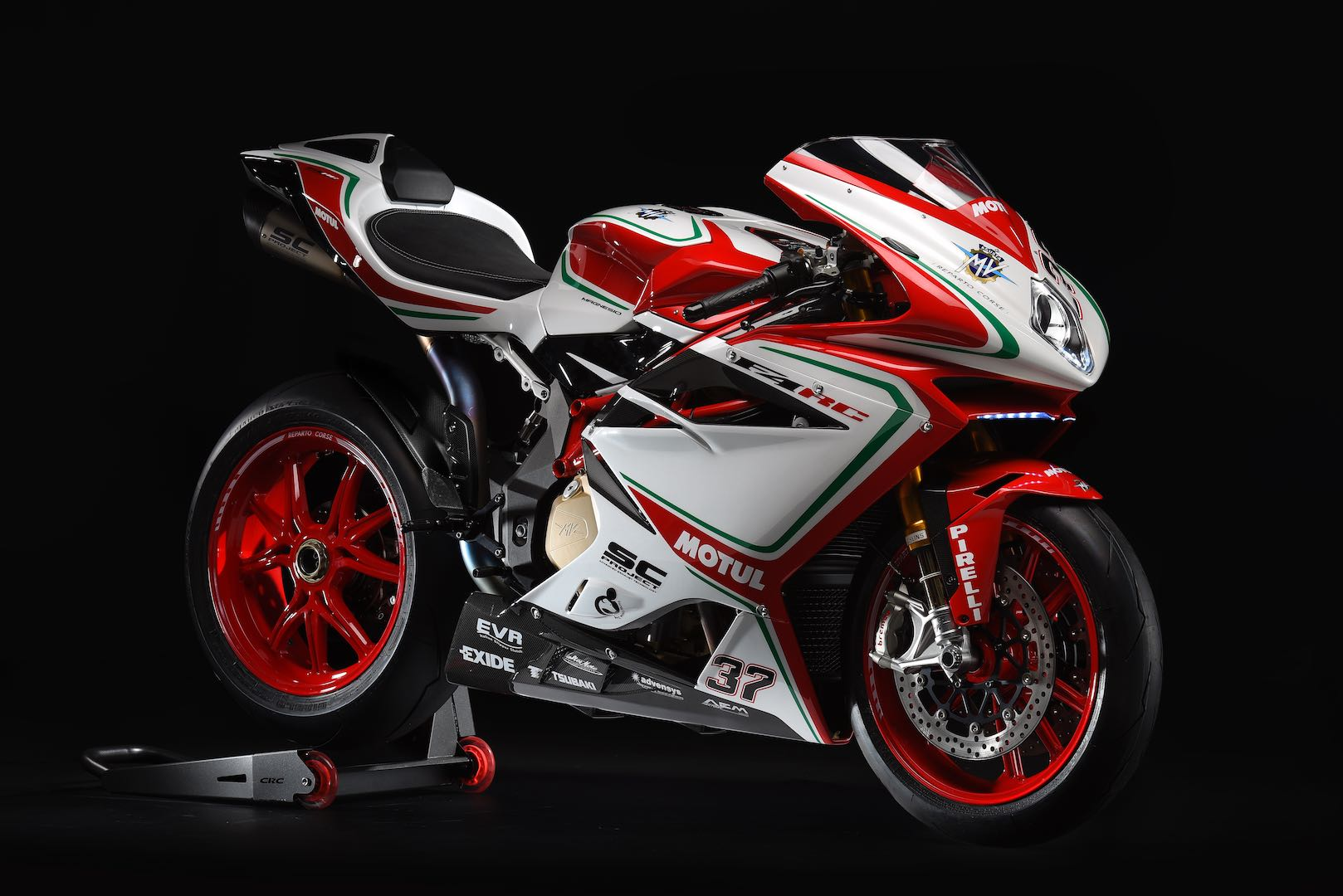 A new MV Agusta F4 superbike? Only in 2021!