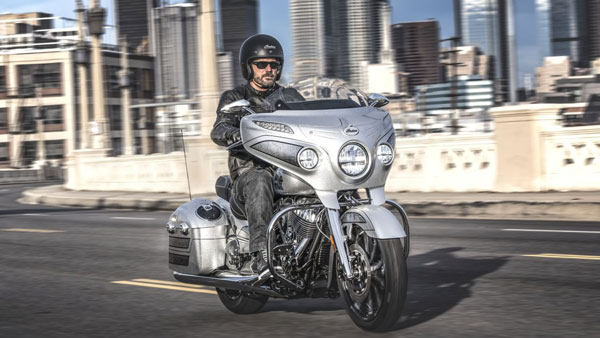 The limited edition Indian Motorcycle Chieftain Elite looks as premium as ever