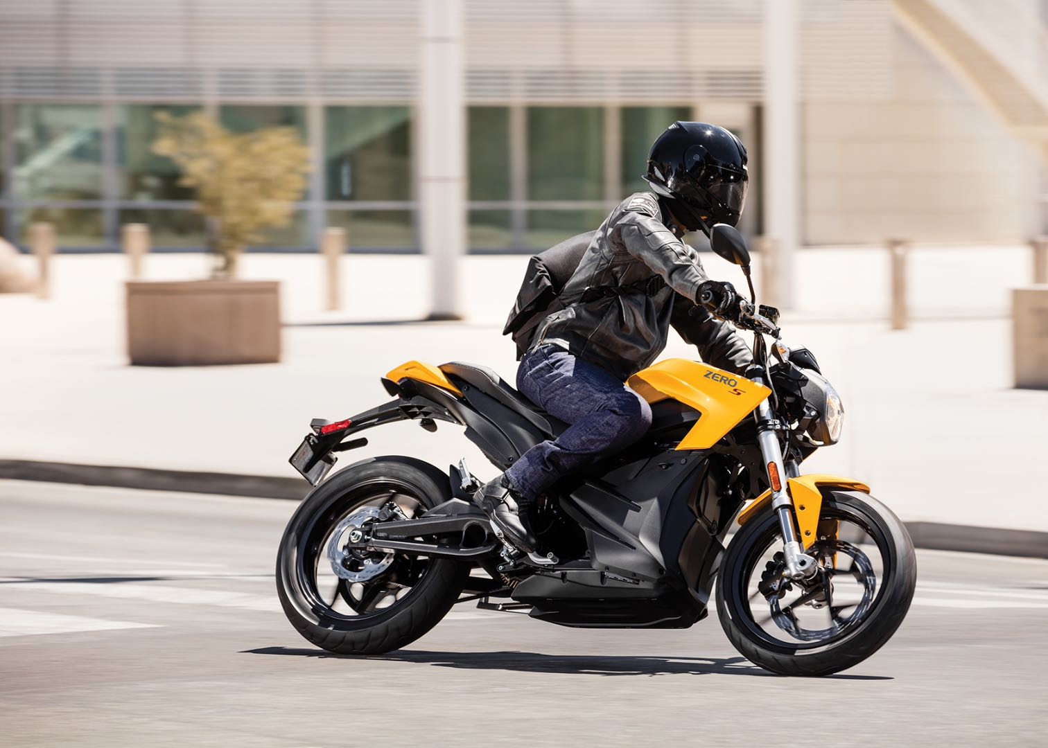 Zero Motorcycles strive hard to break boundaries in the electrical vehicle world