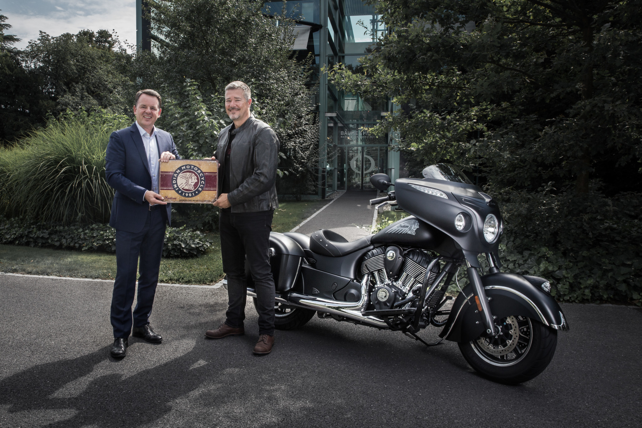 Baume & Mercier to unveil special watches to honour Indian Motorcycle