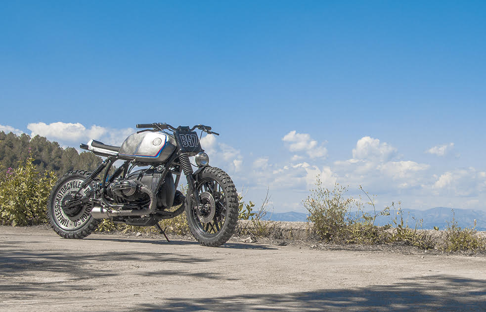 Bolt Motor Co. #7 – A truly unique BMW R100 RS