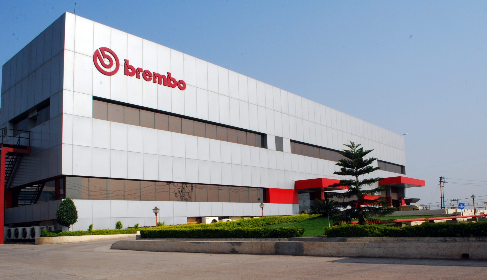 Brembo builds new factory in India
