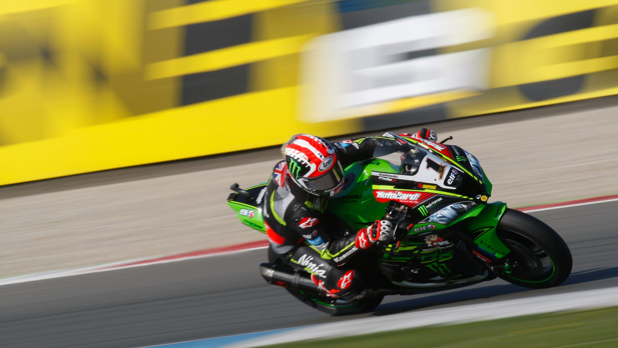 SBK Assen – Jonathan Rea wins Race 1 and increases championship lead