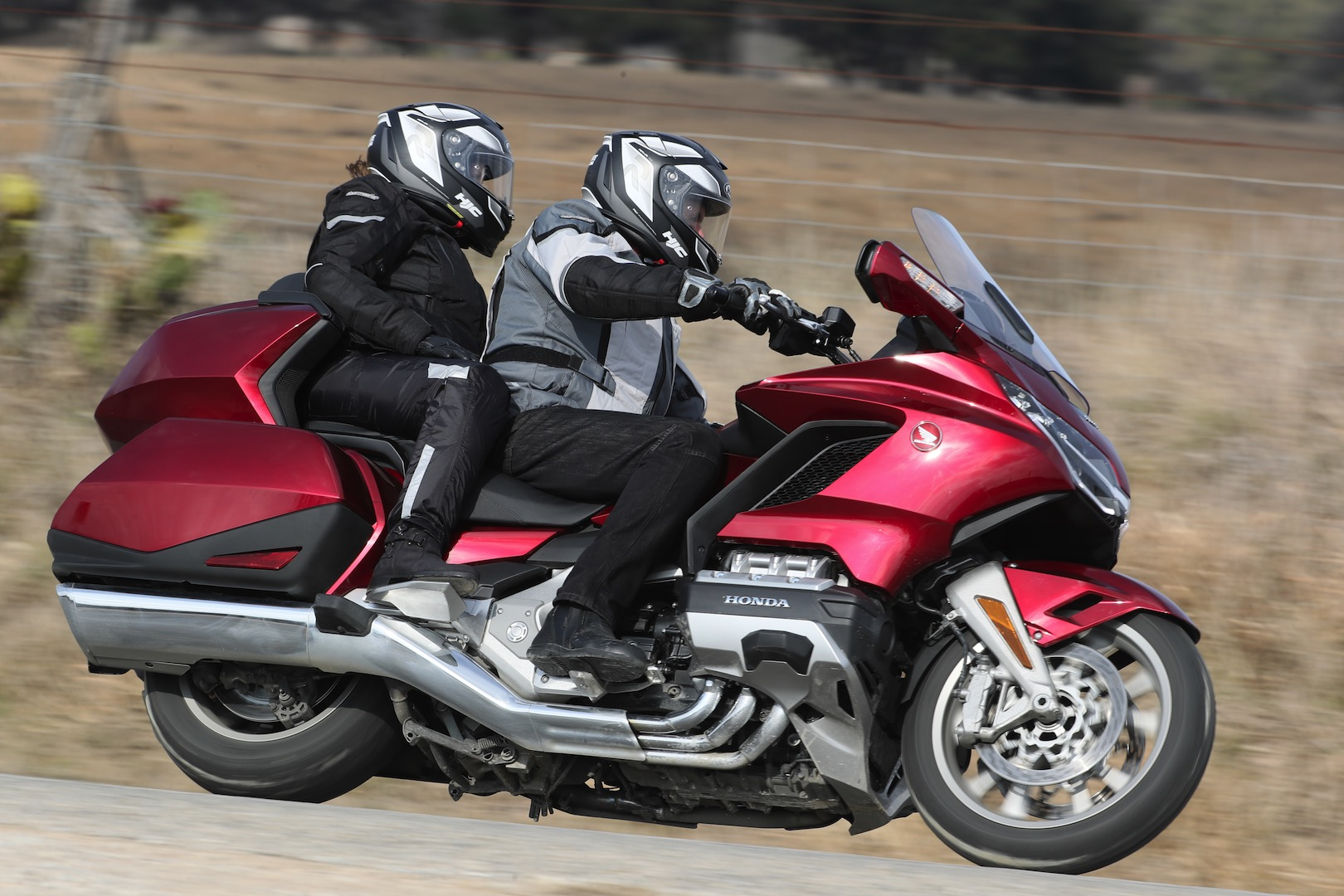 2018 Honda Gold Wing's upgrades takes everything up a notch