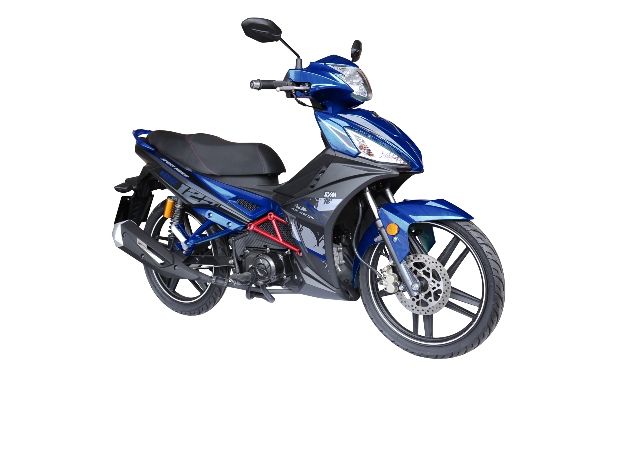 SYM Malaysia reveals the Sport Rider 125i with new graphics