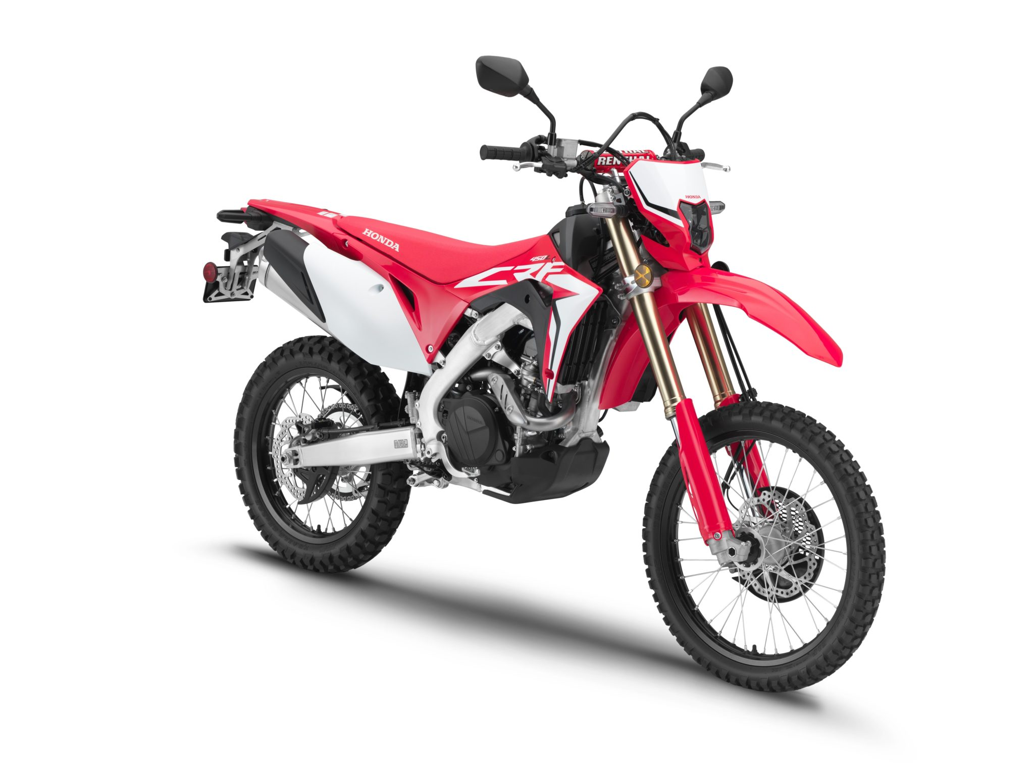 Honda shows the new CRF line-up for 2019!