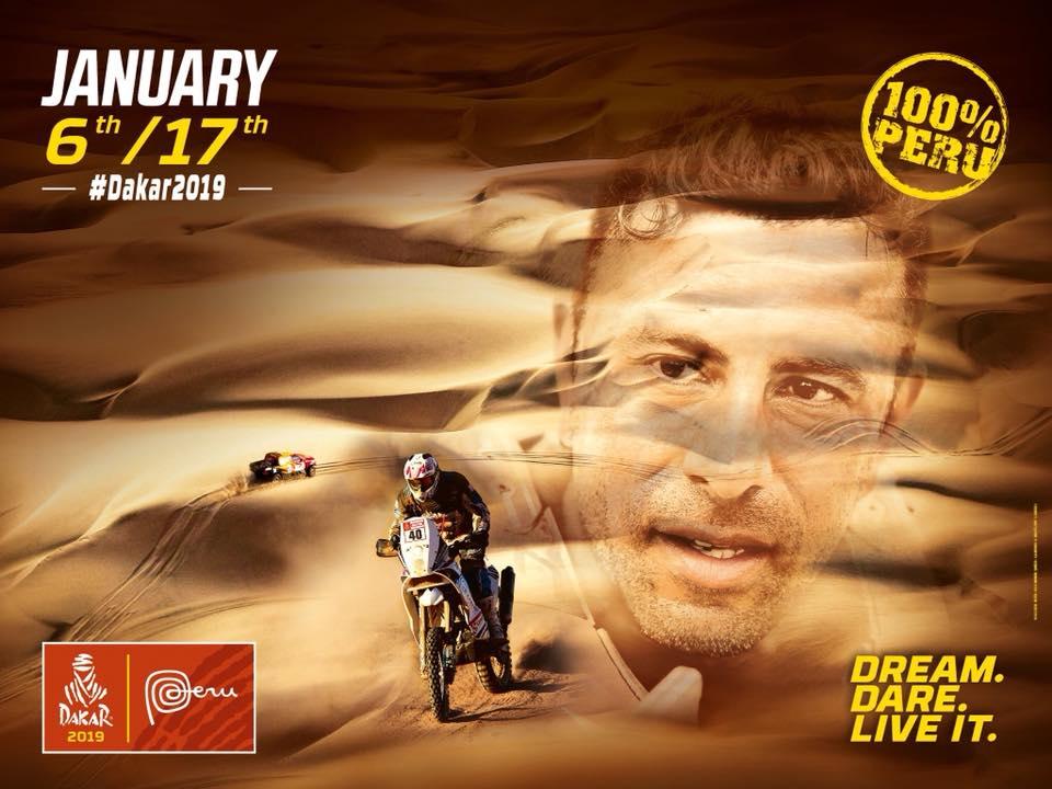 Dakar Rally 2019 will only run in Peru