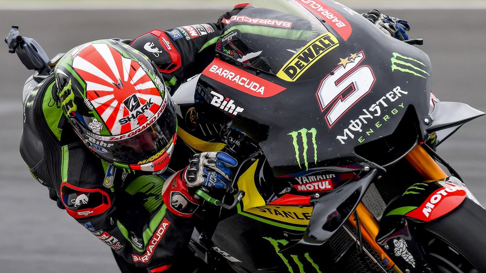 MotoGP – Zarco defends Rossi from certain accusations