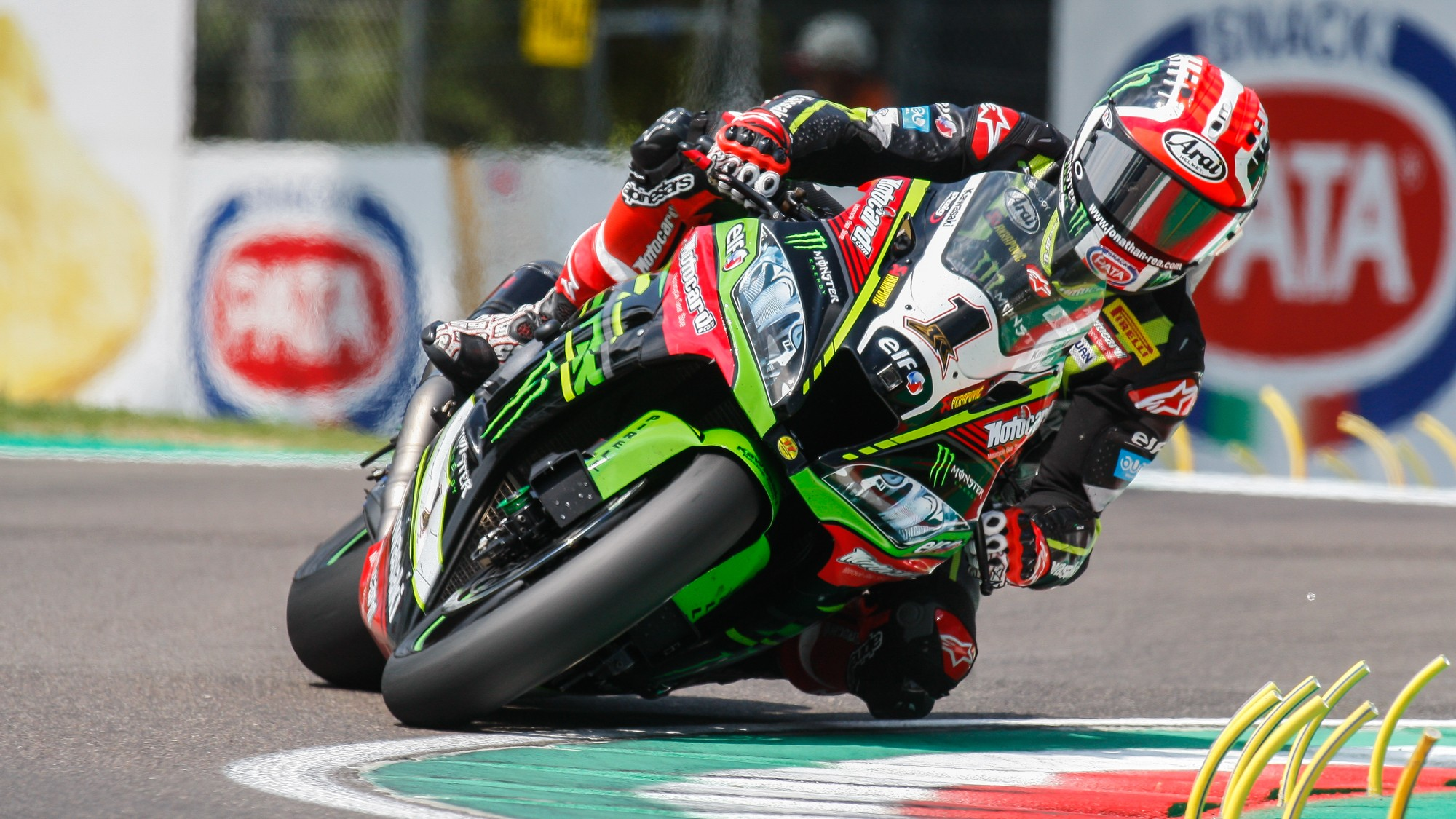 SBK Imola – Rea does the double and increases championship lead