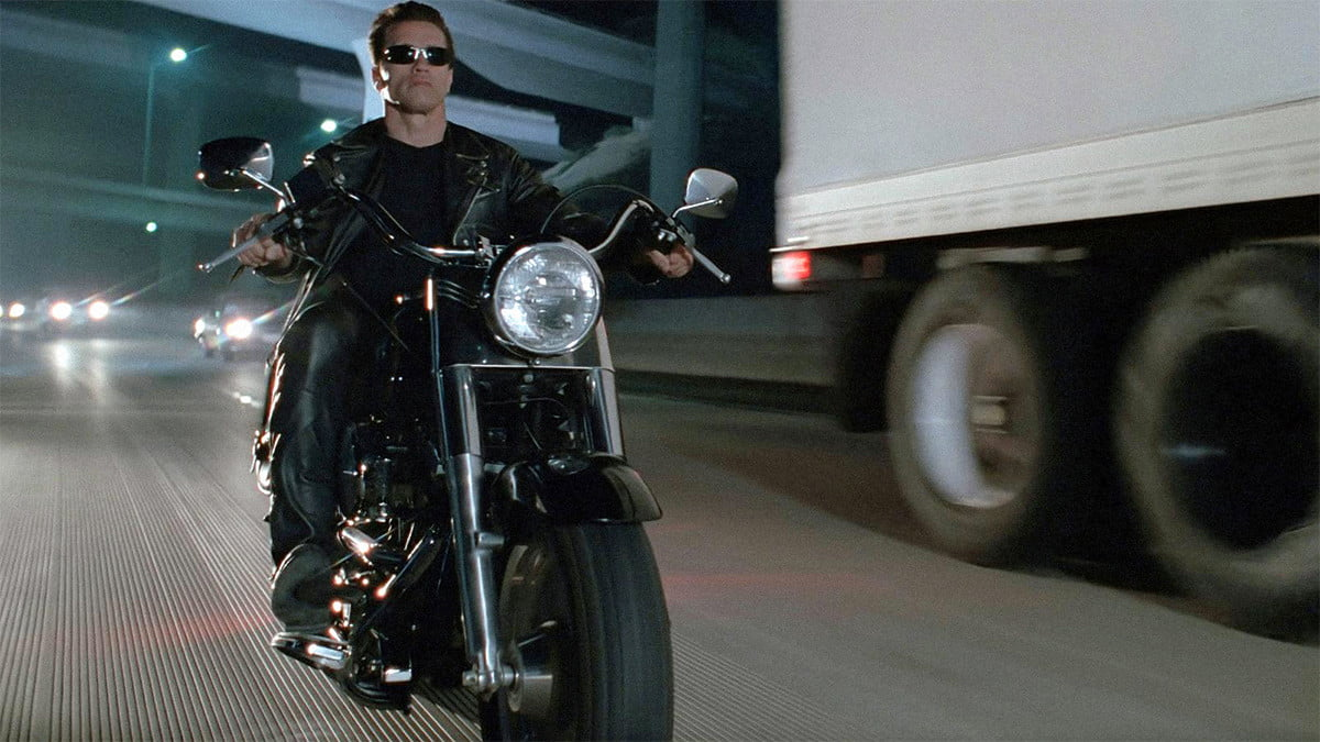 Terminator 2 Harley-Davidson Fat Boy is up for auction!