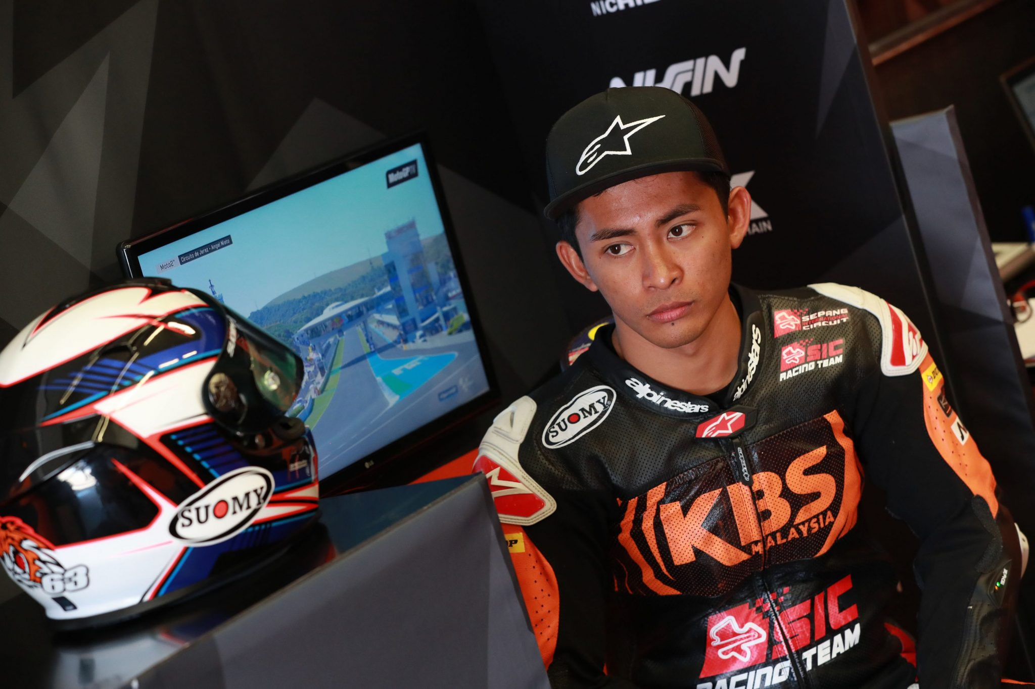 Moto2 - Zulfahmi Khairuddin leaves SIC Racing Team