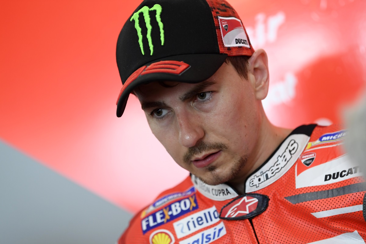 MotoGP – Lorenzo's manager has spoken with Aprilia