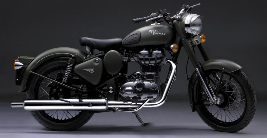 Royal Enfield to go green and venture into electric motorcycles sector