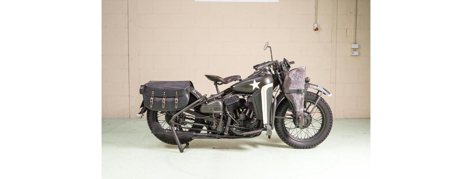 Bonhams will auction two special bikes from the Den Hartogh Collection