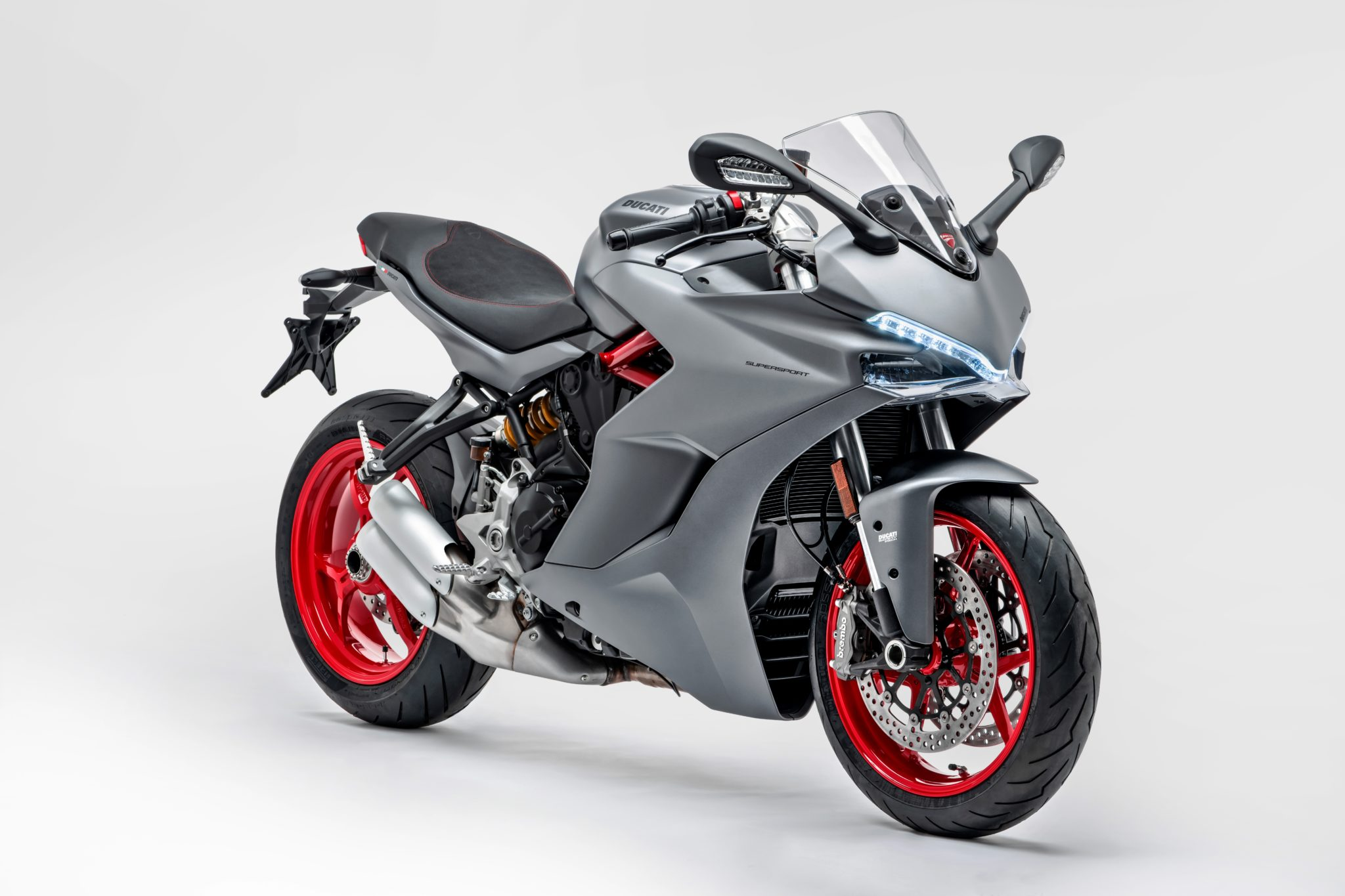 Ducati refreshes the SuperSport with new paint scheme