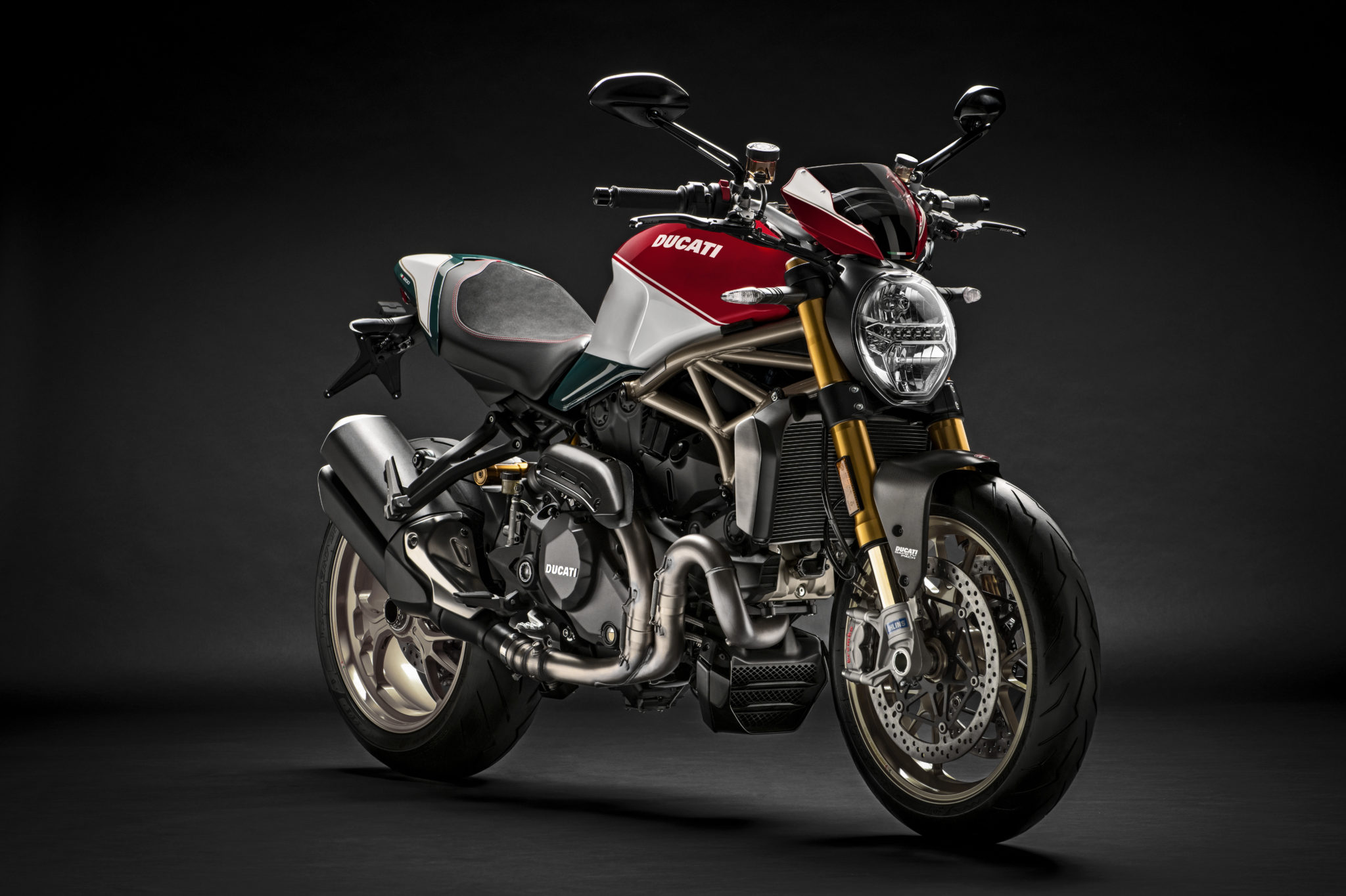 Ducati reveals the most precious Monster ever!