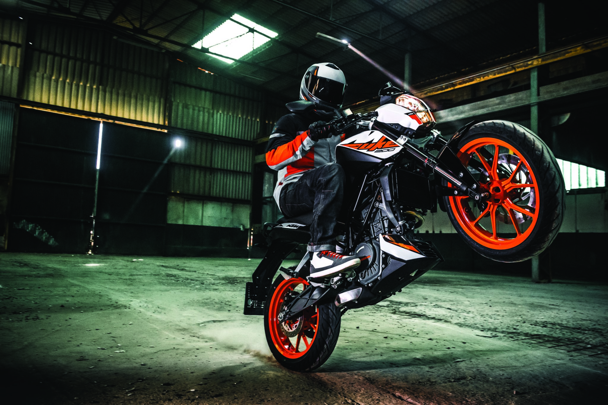 KTM Malaysia presents the new 200 Duke!