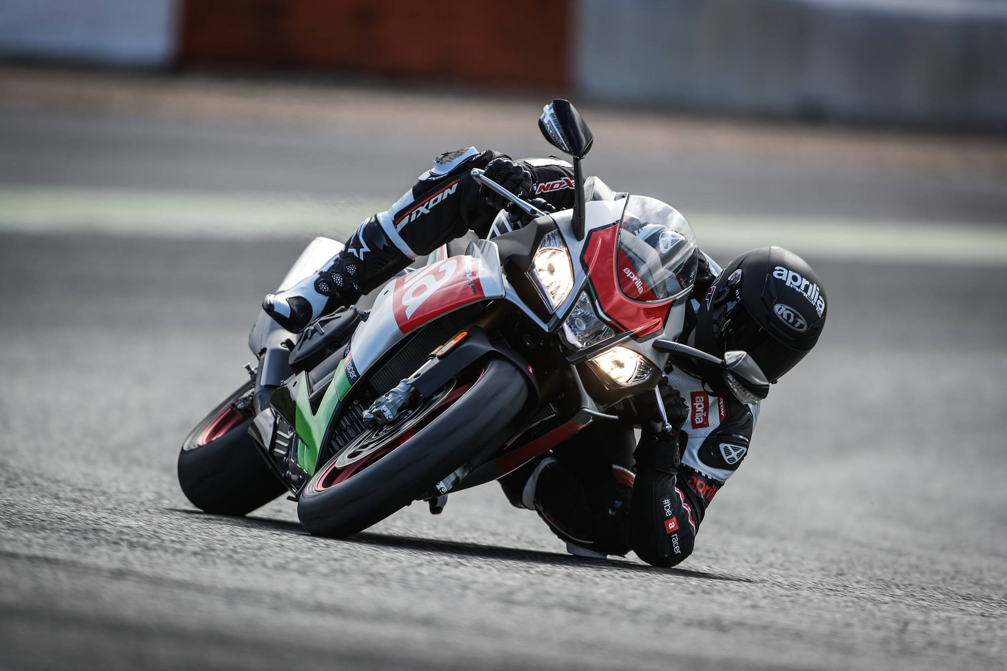 Aprilia is now represented in Malaysia by Didi Resources