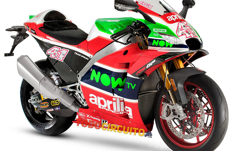 Aprilia is going full race mode for next generation RSV4