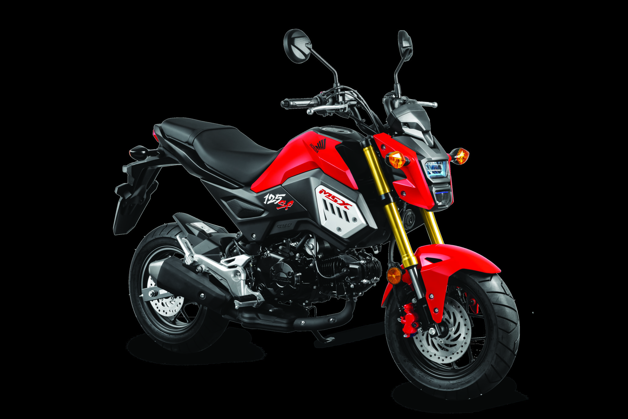 Honda introduces the new MSX 125 SF in Malaysia