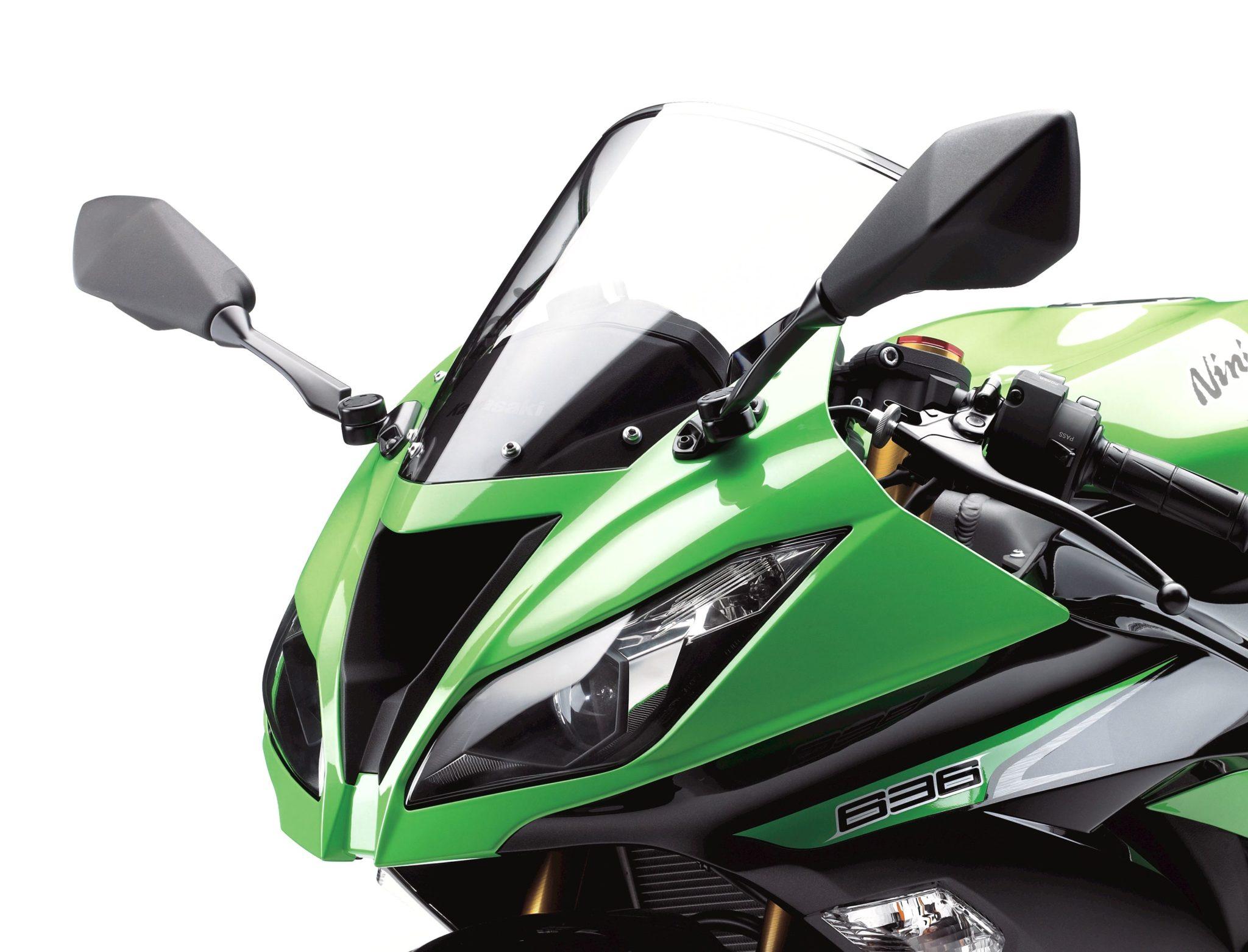 Kawasaki Ninja ZX-6R: first details emerge!