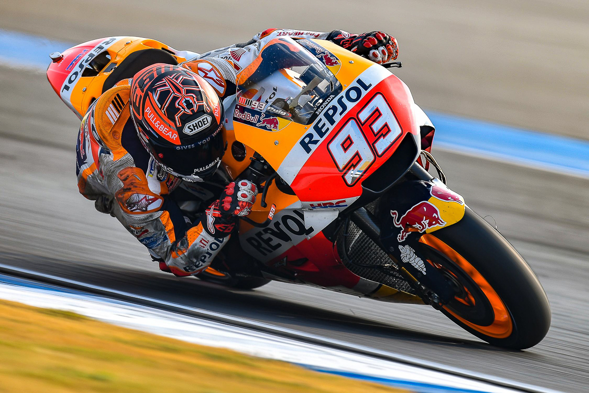 MotoGP – Marquez will have a corner with his name at Motorland