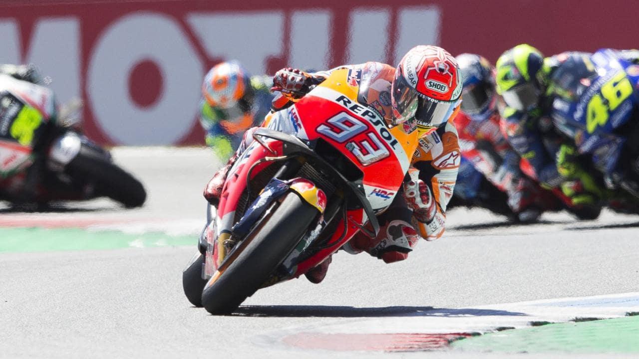 MotoGP Assen – Marquez wins the best race of the season!