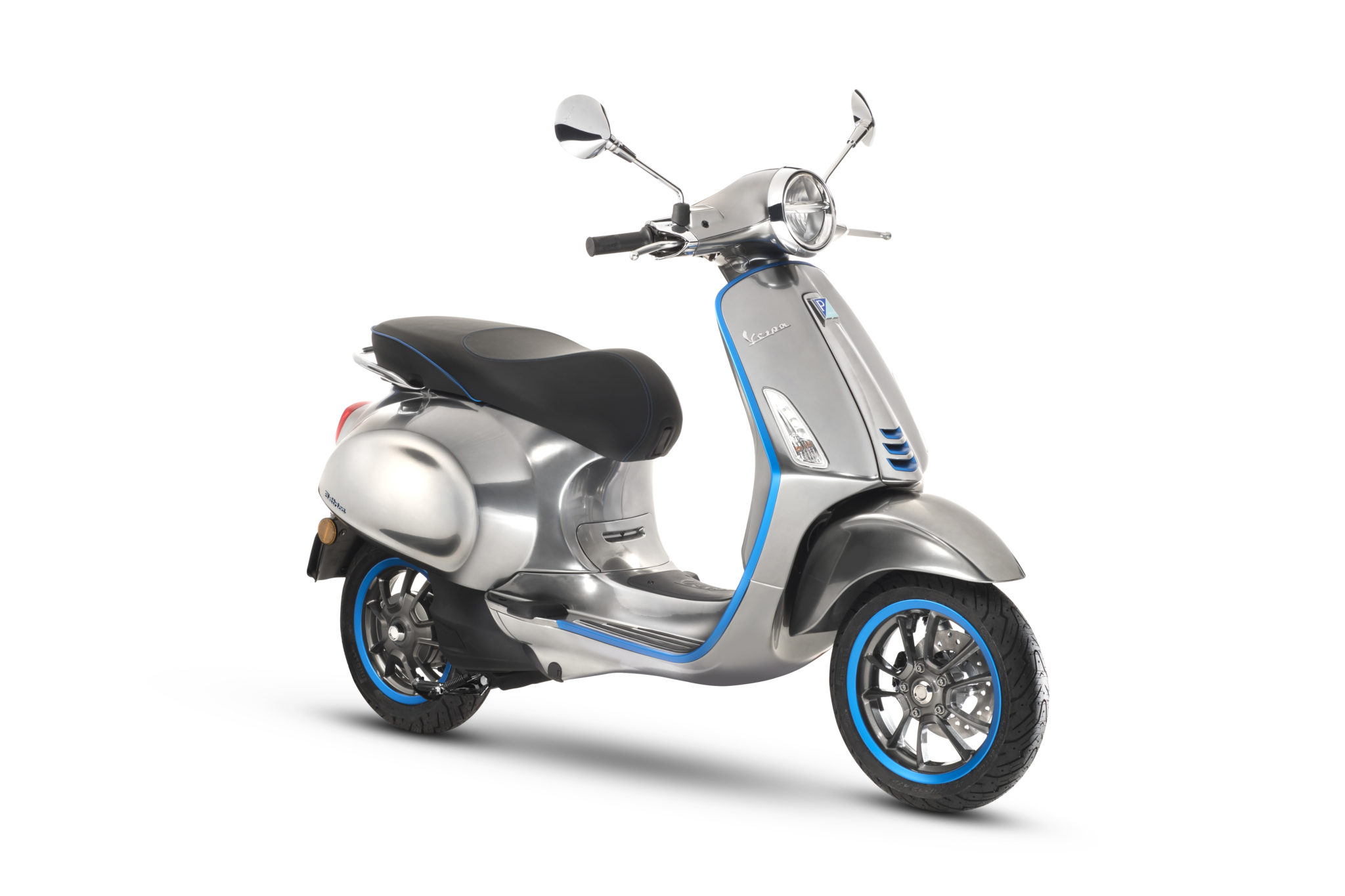 Piaggio confirms Vespa Elletrica to enter production in September
