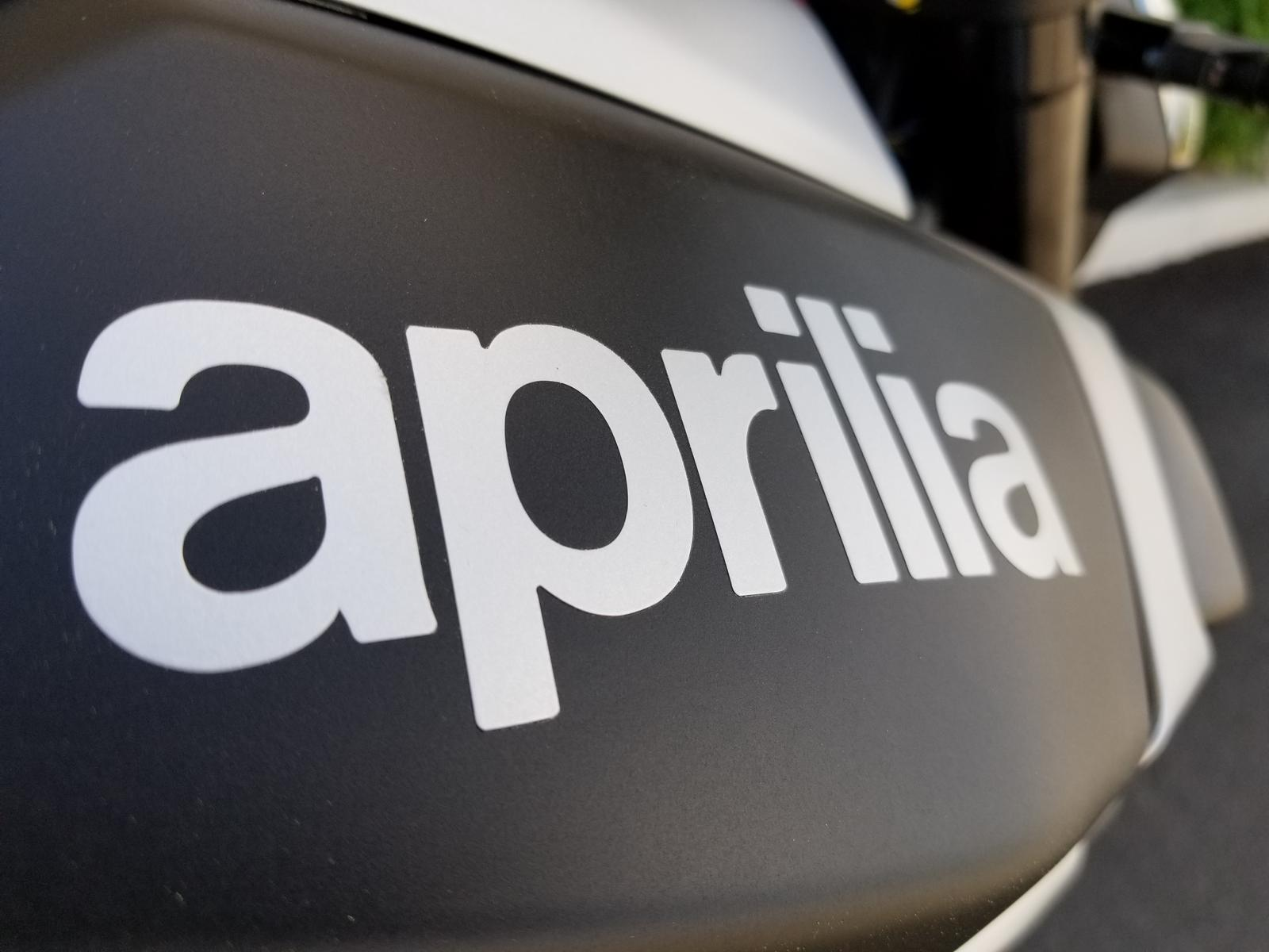 Aprilia developing a twin-cylinder supersport for 2019?