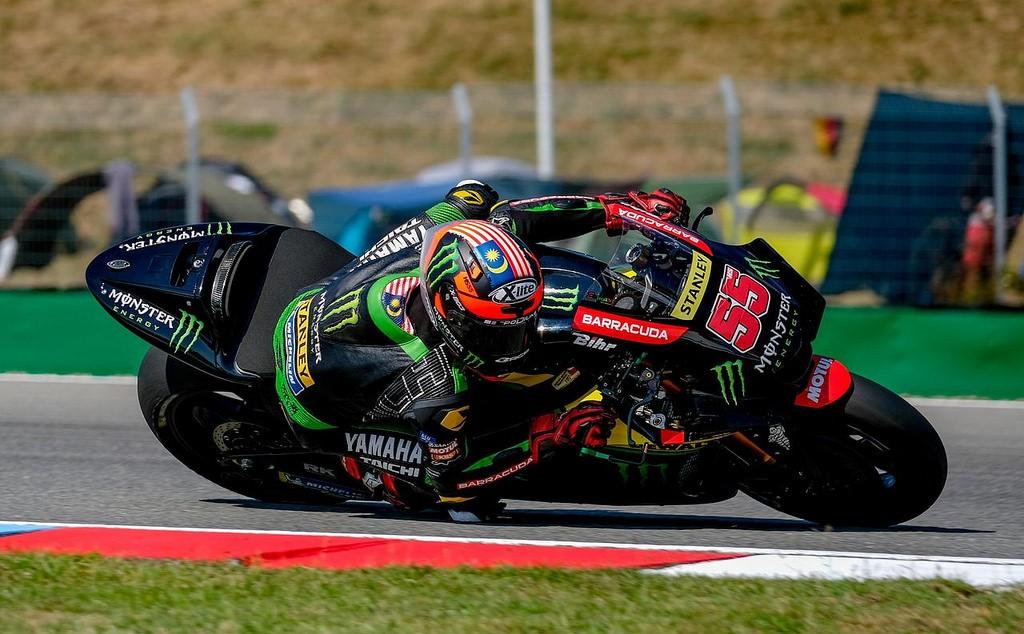 MotoGP – Syahrin copied Lorenzo riding style on the Yamaha