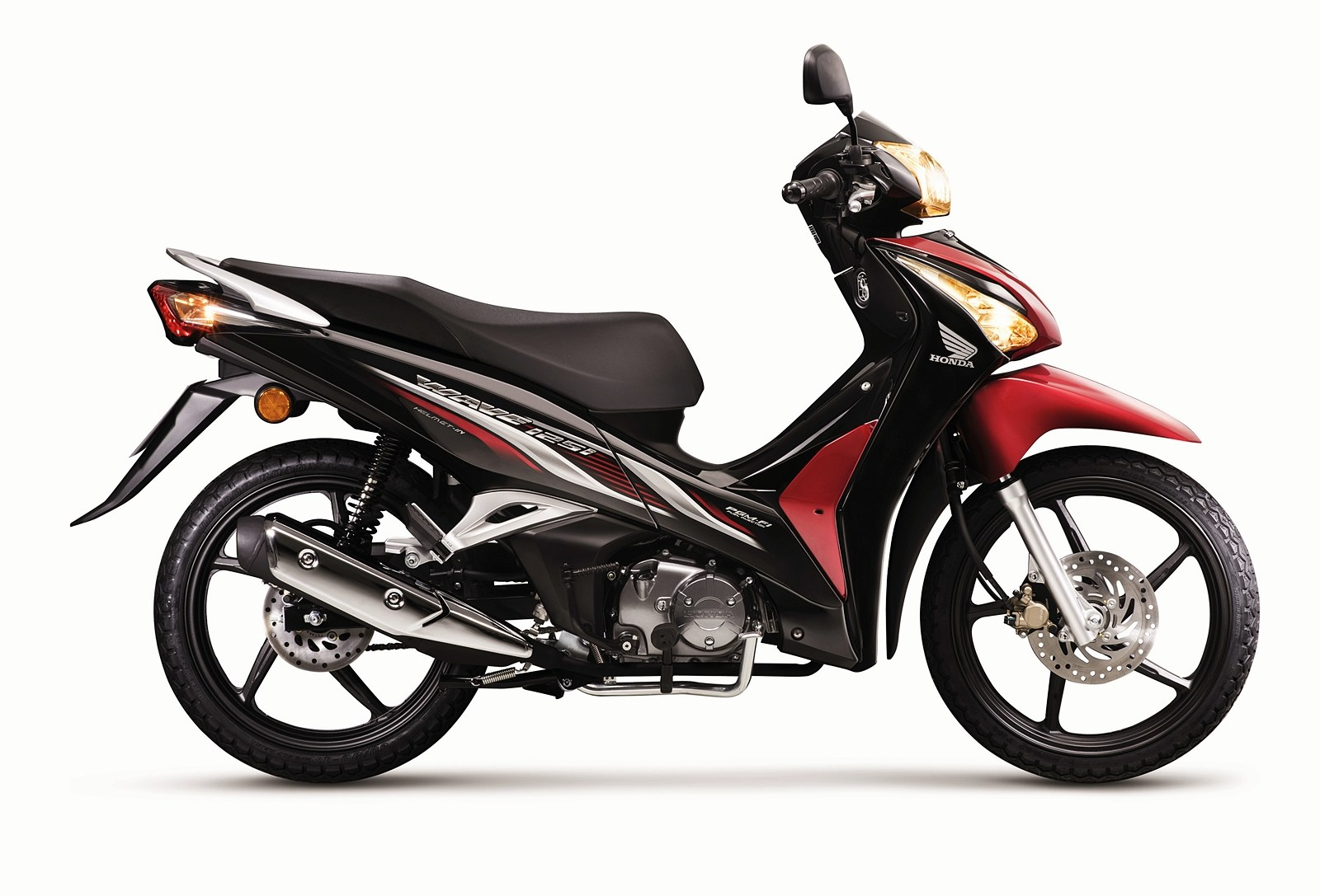 Honda Thailand introduces all-new Wave 125i