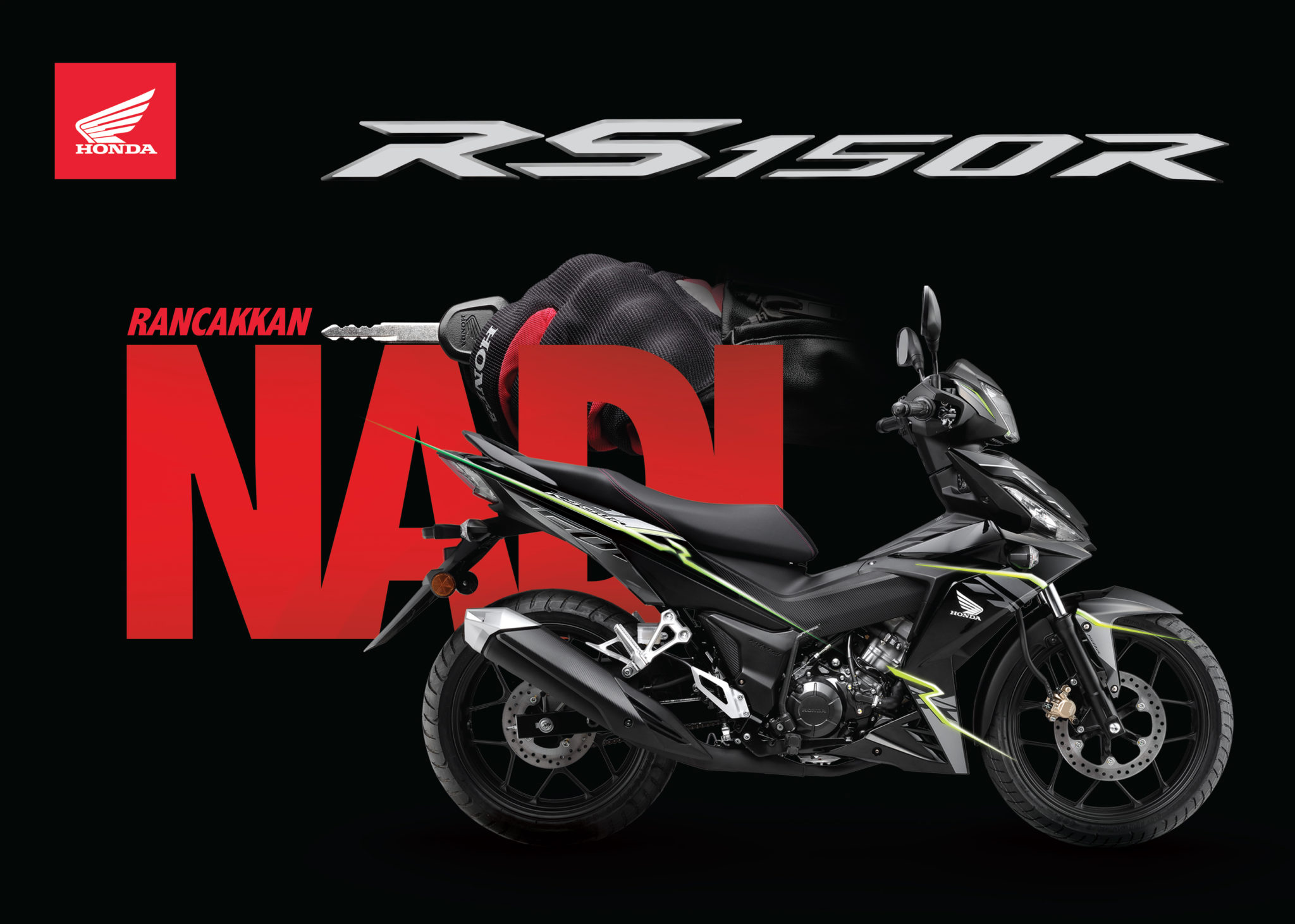 Honda RS150R available in new colors