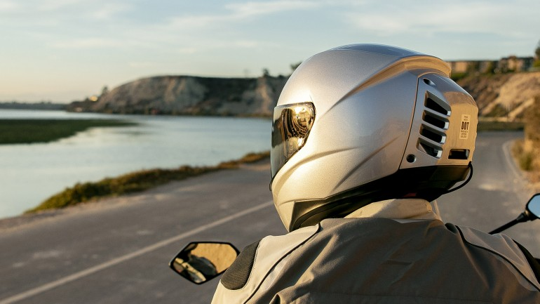 Cool down with the Feher ACH-1 helment