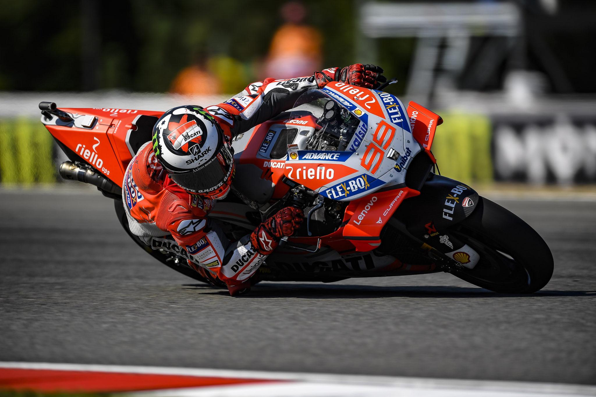 Visor Hjc Rpha10 Plus Lorenzo Green Mamba Fullface Kaca Helm Stiker Desain Rpha Motogp Ducati Allows To Test With Honda