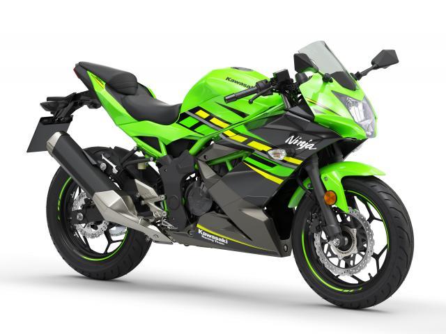 Kawasaki unveils all-new Ninja 125 and Z125
