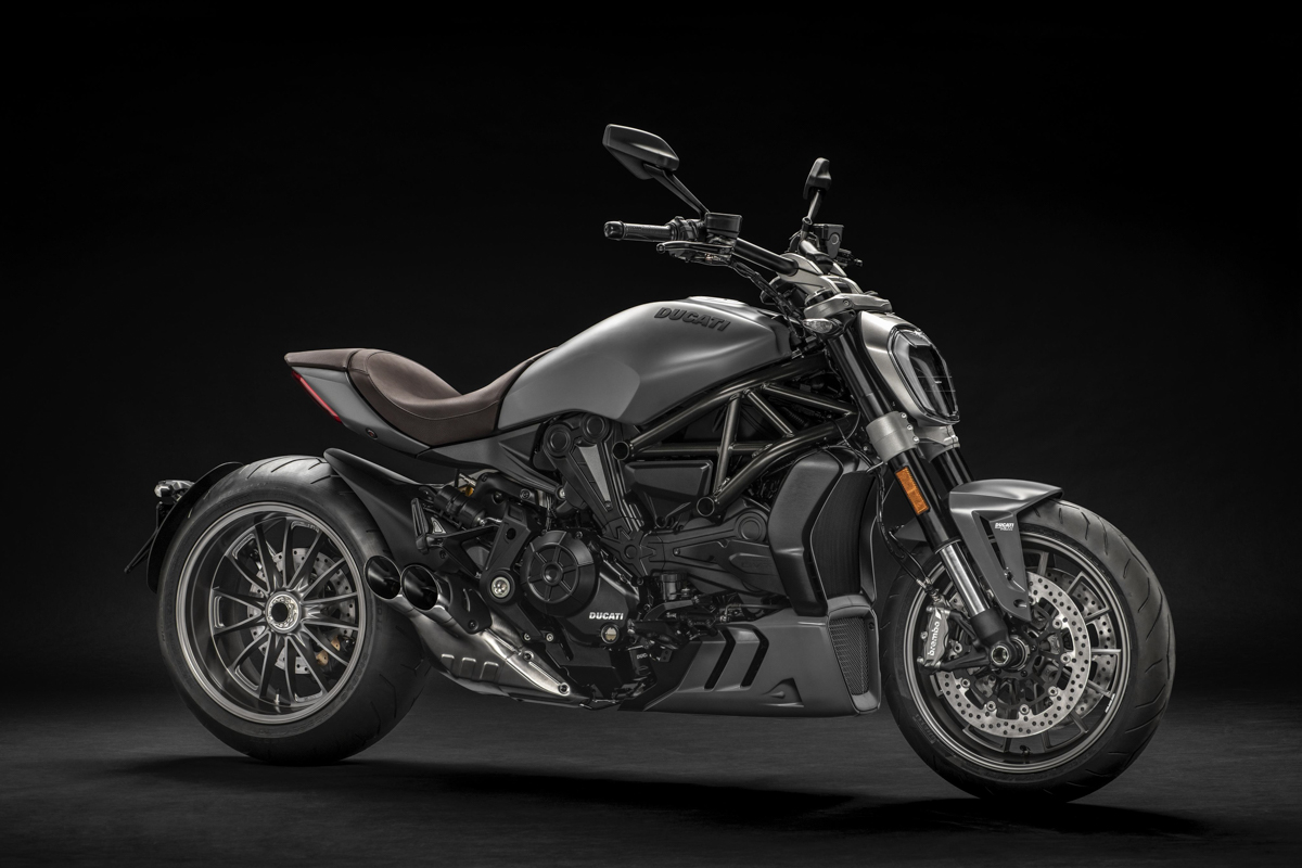 Ducati XDiavel gets a new colour for 2019