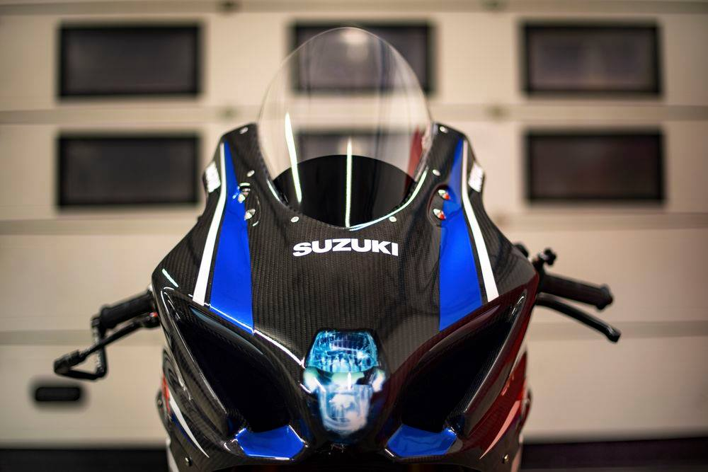 Should we expect a special version of the Suzuki GSX-R1000R?