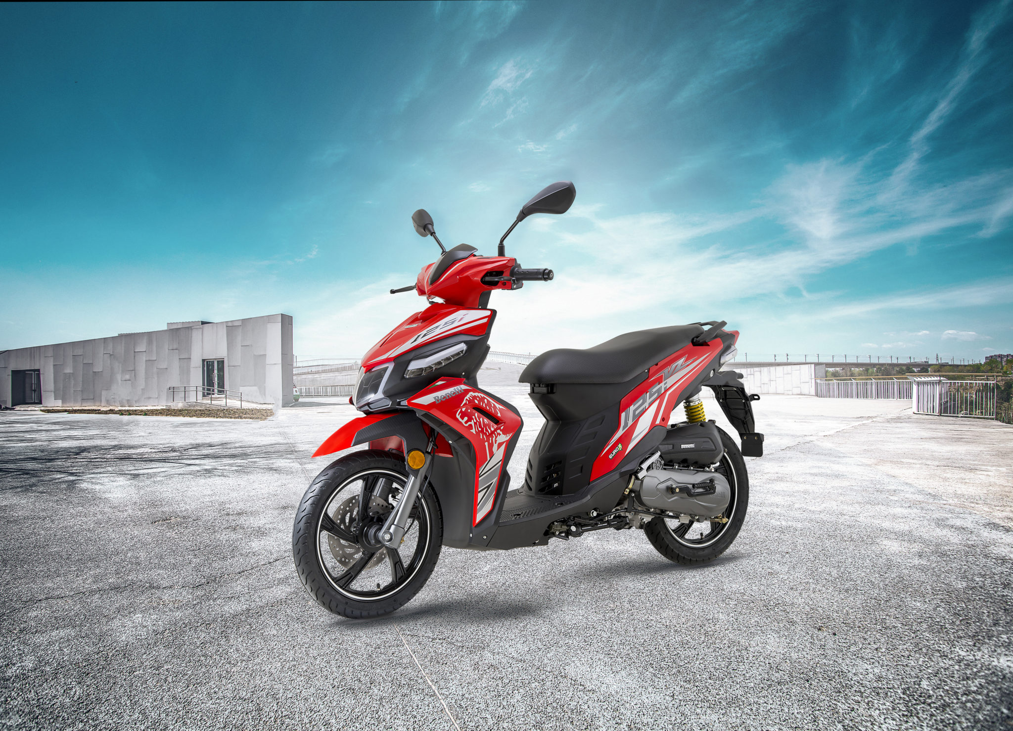 Benelli Malaysia enters the scooter world with the VZ125i